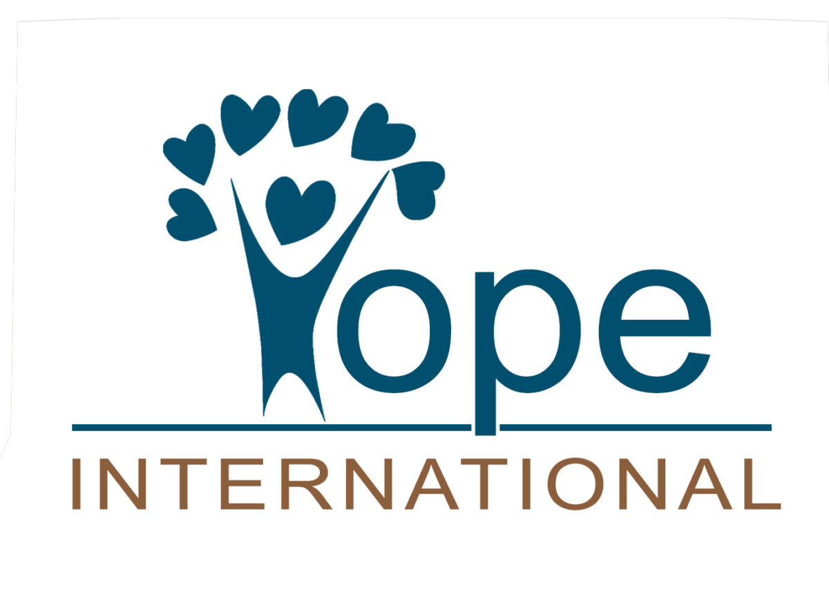 Hope.World/blog Logo